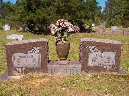 MARKS, RAWLEIGH - Ouachita County, Arkansas | RAWLEIGH MARKS - Arkansas Gravestone Photos