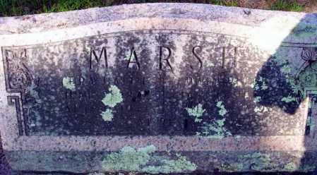 MARSH, CORA HATTIE - Ouachita County, Arkansas | CORA HATTIE MARSH - Arkansas Gravestone Photos