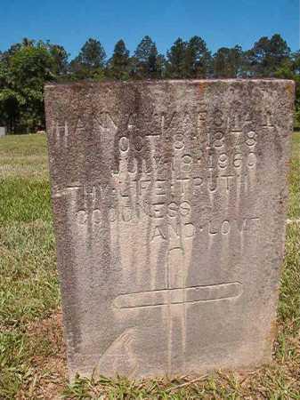 MARSHALL, HANNA - Ouachita County, Arkansas | HANNA MARSHALL - Arkansas Gravestone Photos