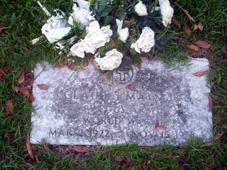MAYS, JR (VETERAN WWII), CLAUD S - Ouachita County, Arkansas | CLAUD S MAYS, JR (VETERAN WWII) - Arkansas Gravestone Photos