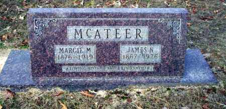 MCATEER, MARGIE M - Ouachita County, Arkansas | MARGIE M MCATEER - Arkansas Gravestone Photos