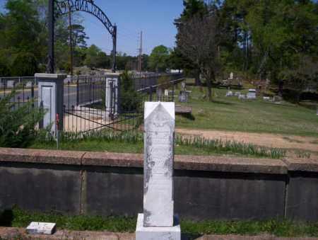 MCDONALD, LIDE - Ouachita County, Arkansas | LIDE MCDONALD - Arkansas Gravestone Photos