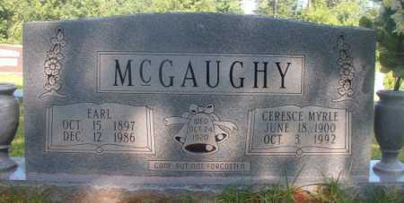 MCGAUGHY, EARL - Ouachita County, Arkansas | EARL MCGAUGHY - Arkansas Gravestone Photos