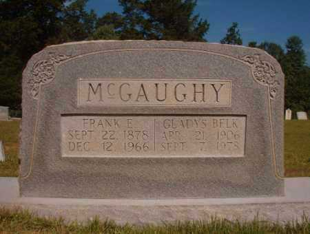 BELK MCGAUGHY, GLADYS - Ouachita County, Arkansas | GLADYS BELK MCGAUGHY - Arkansas Gravestone Photos