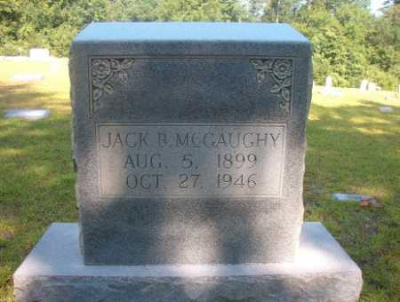 MCGAUGHY, JACK B - Ouachita County, Arkansas | JACK B MCGAUGHY - Arkansas Gravestone Photos