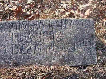 MCKENZIE, NIOBRA - Ouachita County, Arkansas | NIOBRA MCKENZIE - Arkansas Gravestone Photos
