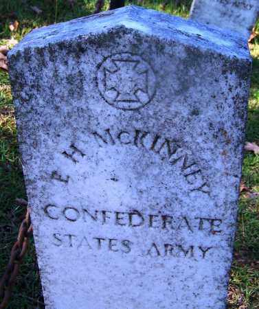 MCKINNEY (VETERAN CSA), E H - Ouachita County, Arkansas | E H MCKINNEY (VETERAN CSA) - Arkansas Gravestone Photos