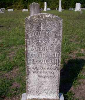 MITCHEL, DAVID - Ouachita County, Arkansas | DAVID MITCHEL - Arkansas Gravestone Photos
