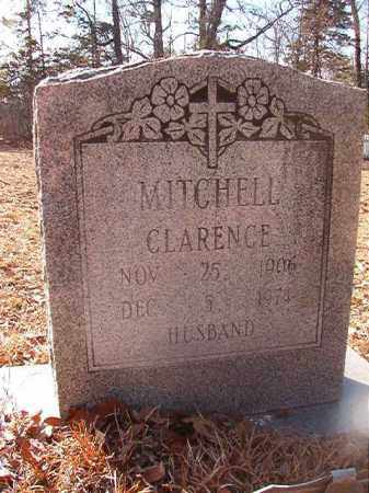 MITCHELL, CLARENCE - Ouachita County, Arkansas | CLARENCE MITCHELL - Arkansas Gravestone Photos