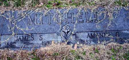 MITCHELL, JAMES S - Ouachita County, Arkansas | JAMES S MITCHELL - Arkansas Gravestone Photos