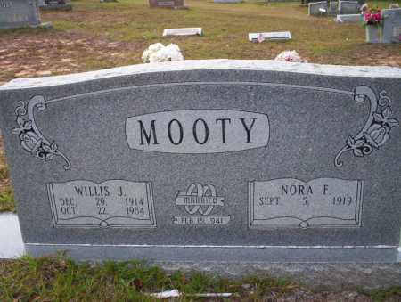 MOOTY, WILLIS J - Ouachita County, Arkansas | WILLIS J MOOTY - Arkansas Gravestone Photos