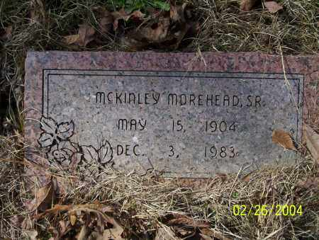 MOREHEAD SR., MCKINLEY - Ouachita County, Arkansas | MCKINLEY MOREHEAD SR. - Arkansas Gravestone Photos