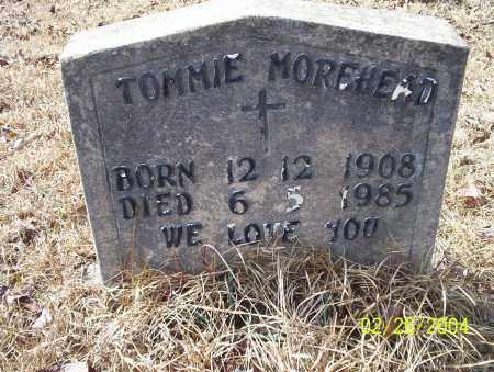 MOREHEAD, TOMMIE - Ouachita County, Arkansas | TOMMIE MOREHEAD - Arkansas Gravestone Photos