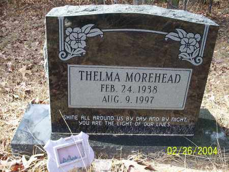 MOREHEAD, THELMA - Ouachita County, Arkansas | THELMA MOREHEAD - Arkansas Gravestone Photos