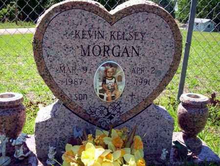 MORGAN, KEVIN KELSEY - Ouachita County, Arkansas | KEVIN KELSEY MORGAN - Arkansas Gravestone Photos