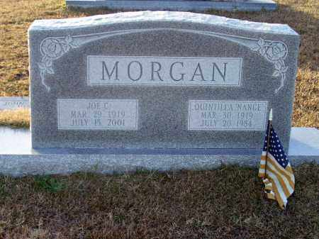 "MORGAN, QUINTILLA ""NANCE"" - Ouachita County, Arkansas 