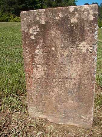 MORIS, SULLA - Ouachita County, Arkansas | SULLA MORIS - Arkansas Gravestone Photos
