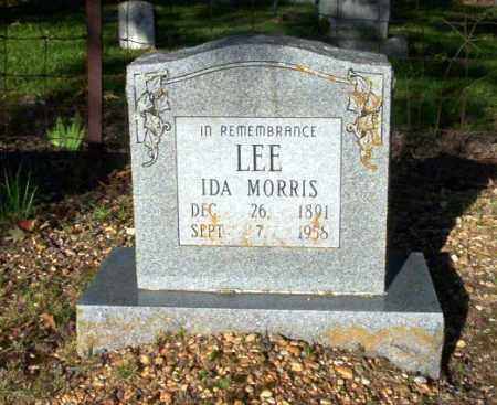 MORRIS, LEE IDA - Ouachita County, Arkansas | LEE IDA MORRIS - Arkansas Gravestone Photos