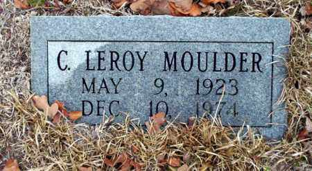 MOULDER, C LEROY - Ouachita County, Arkansas | C LEROY MOULDER - Arkansas Gravestone Photos
