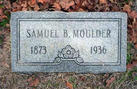 MOULDER, SAMUEL B - Ouachita County, Arkansas | SAMUEL B MOULDER - Arkansas Gravestone Photos