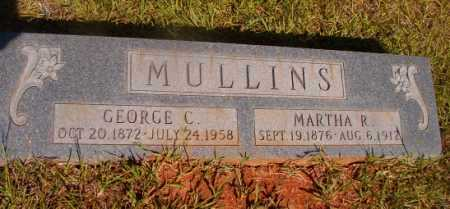 MULLINS, GEORGE C - Ouachita County, Arkansas | GEORGE C MULLINS - Arkansas Gravestone Photos