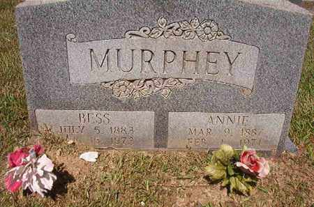 MURPHEY, BESS - Ouachita County, Arkansas | BESS MURPHEY - Arkansas Gravestone Photos