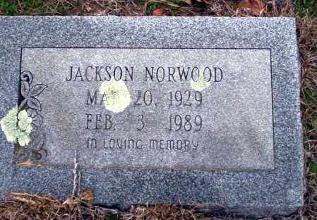 NORWOOD, JACKSON - Ouachita County, Arkansas | JACKSON NORWOOD - Arkansas Gravestone Photos