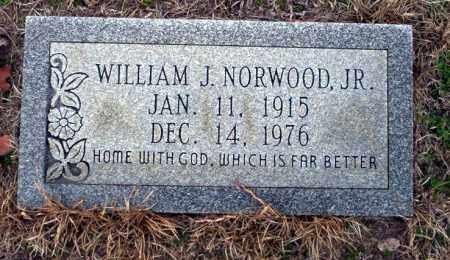 NORWOOD JR., WILLIAM J. - Ouachita County, Arkansas | WILLIAM J. NORWOOD JR. - Arkansas Gravestone Photos