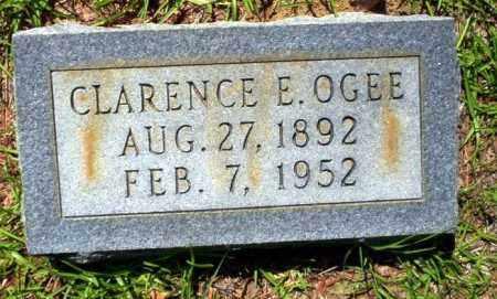 OGEE, CLARENCE E. - Ouachita County, Arkansas | CLARENCE E. OGEE - Arkansas Gravestone Photos