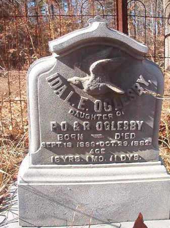 OGLESBY, IDA L E - Ouachita County, Arkansas   IDA L E OGLESBY - Arkansas Gravestone Photos