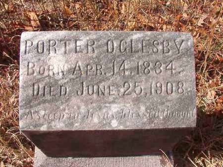 OGLESBY, PORTER - Ouachita County, Arkansas | PORTER OGLESBY - Arkansas Gravestone Photos
