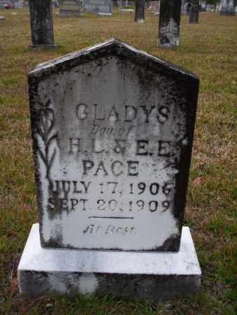 PACE, GLADYS - Ouachita County, Arkansas | GLADYS PACE - Arkansas Gravestone Photos
