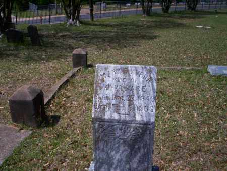 PACE, MARY E - Ouachita County, Arkansas | MARY E PACE - Arkansas Gravestone Photos