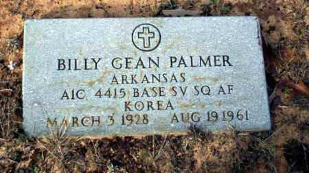 PALMER  (VETERAN KOR), BILLY GEAN - Ouachita County, Arkansas | BILLY GEAN PALMER  (VETERAN KOR) - Arkansas Gravestone Photos