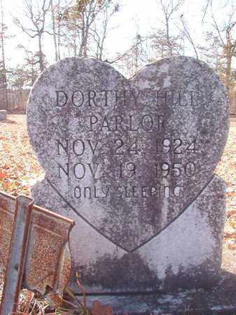 PARLOR, DORTHY - Ouachita County, Arkansas | DORTHY PARLOR - Arkansas Gravestone Photos