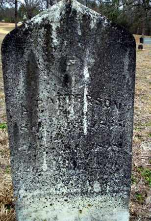PATTERSON, A - Ouachita County, Arkansas | A PATTERSON - Arkansas Gravestone Photos