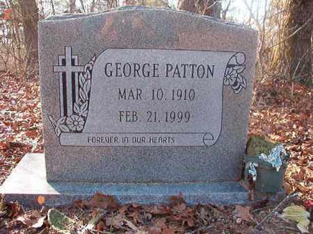 PATTON, GEORGE - Ouachita County, Arkansas | GEORGE PATTON - Arkansas Gravestone Photos