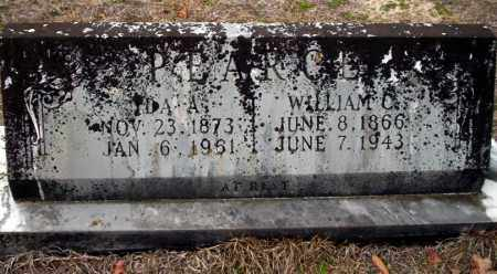 PEARCE, WILLIAM C - Ouachita County, Arkansas | WILLIAM C PEARCE - Arkansas Gravestone Photos