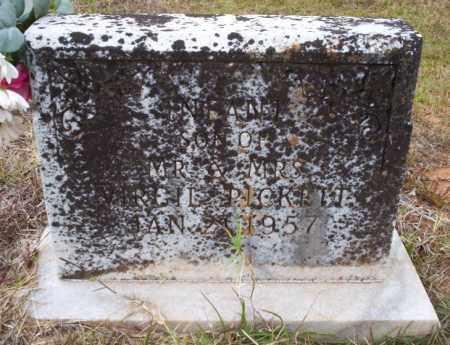 PICKETT, INFANT SON - Ouachita County, Arkansas | INFANT SON PICKETT - Arkansas Gravestone Photos