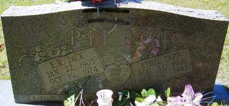 PIERCE, ETHEL - Ouachita County, Arkansas | ETHEL PIERCE - Arkansas Gravestone Photos