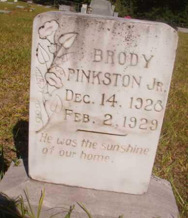 PINKSTON, JR, BRODY - Ouachita County, Arkansas | BRODY PINKSTON, JR - Arkansas Gravestone Photos