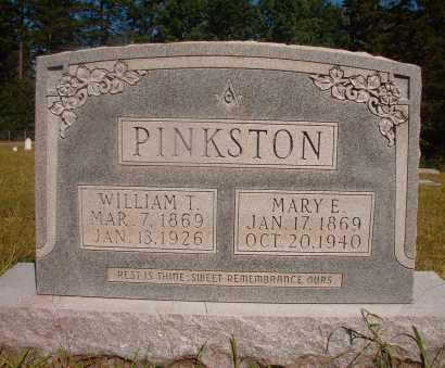 PINKSTON, MARY E - Ouachita County, Arkansas | MARY E PINKSTON - Arkansas Gravestone Photos