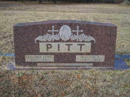 PITT, WILLIAM R - Ouachita County, Arkansas | WILLIAM R PITT - Arkansas Gravestone Photos