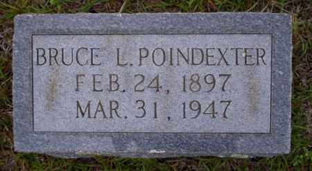 POINDEXTER, BRUCE L - Ouachita County, Arkansas | BRUCE L POINDEXTER - Arkansas Gravestone Photos