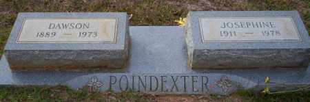 POINDEXTER, DAWSON - Ouachita County, Arkansas | DAWSON POINDEXTER - Arkansas Gravestone Photos