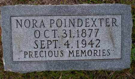 POINDEXTER, NORA - Ouachita County, Arkansas | NORA POINDEXTER - Arkansas Gravestone Photos