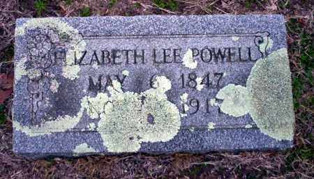 POWELL, ELIZABETH - Ouachita County, Arkansas | ELIZABETH POWELL - Arkansas Gravestone Photos