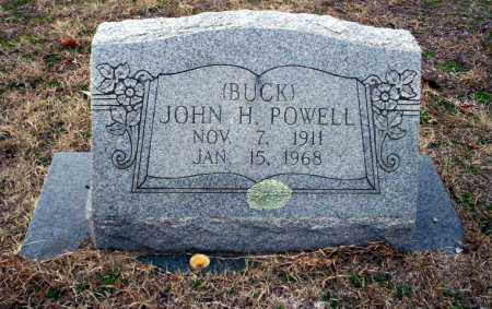 POWELL, JOHN H - Ouachita County, Arkansas | JOHN H POWELL - Arkansas Gravestone Photos