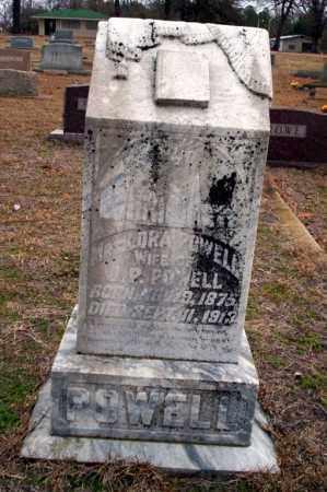 POWELL, LORA - Ouachita County, Arkansas | LORA POWELL - Arkansas Gravestone Photos