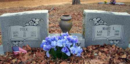 PURIFOY, POLK - Ouachita County, Arkansas | POLK PURIFOY - Arkansas Gravestone Photos